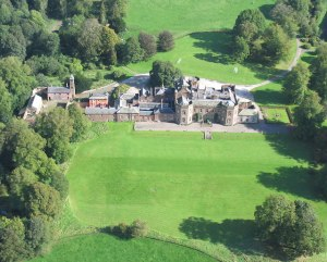 Netherby Hall, Cumbria