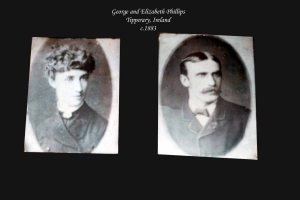Elizabeth and George Phillips c.1885