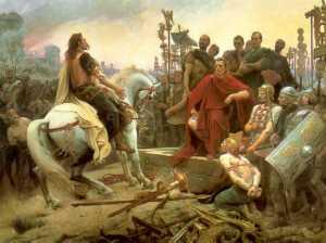 The Surrender of Vercingetorix