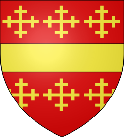 Beauchamp Coat of Arms