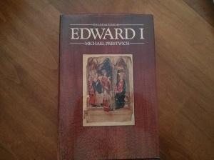 Edward 1 by Prestwich