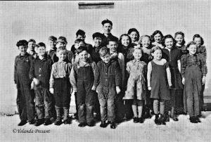 Magnet School c. 1945