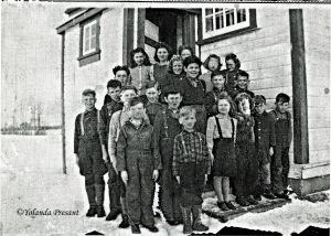 Magnet School c.1942