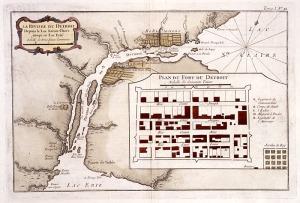 Fort Detroit 1764