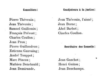 Jean Deschamps Secretary to the Protestant Council-g.bks. L de R.