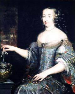 Marie de Rohan  Duchess of Chevruese