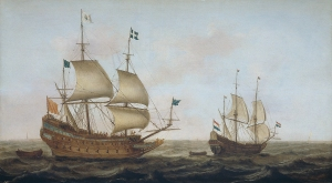 Warships Built by Louis XIII