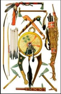 native-american-weapons