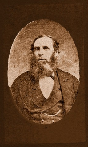 William McDowell c. 1885