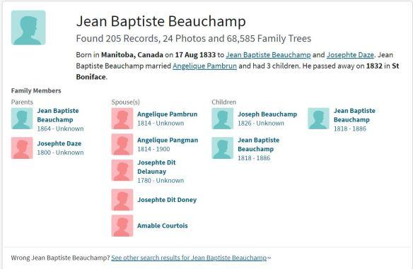 JB Beauchamp anc. errors